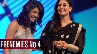 Kareena Kapoor & Priyanka Chopra | Bollywood's Frenemies No. 4 | Chuddy Buddy Special