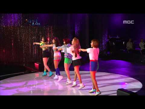 Wonder Girls - Like This, 원더걸스 - 라이크 디스, Beautiful Concert 20120626 video