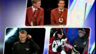 Andreas Goldberger Kommentar Turin 2006 Gold Thomas Morgenstern ORF