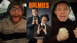 Holmes and Watson Movie Review