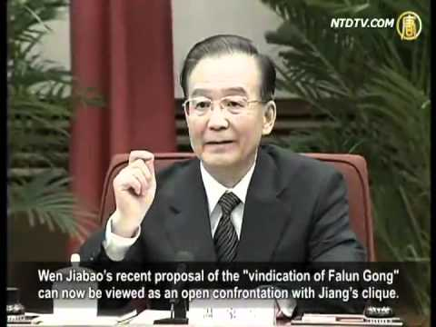 Wen Jiabao Puts Forward