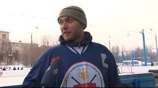 Новая жизнь «Малыша» - хоккеисты «Металлурга» помогли восстановить стадион