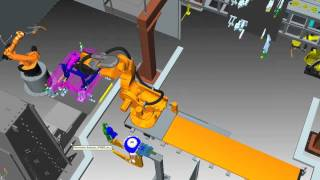 Siemens Tecnomatix Robot Expert 11