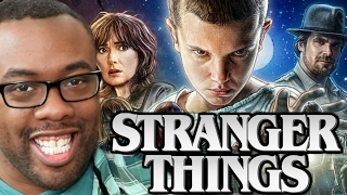 STRANGER THINGS - Finally Watched It! (Season 1 Late Review) #StrangerThings