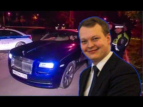 ЗАДЕРЖАНИЕ МАЖОРА на Rolls-Royce псевдо миллионера Михаила Баракина