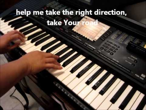 Lead Me Lord (piano) video