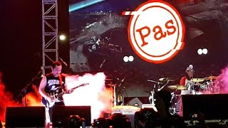 Pas Band Intro, Live InterSport Kemayoran