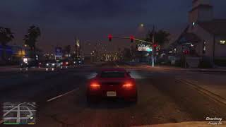 Good Control Driving In Grand Theft Auto V