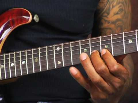 0 Learn lead guitar Phrygian Dominant mode ala Rush Metallica Dream Theater progressive rock metal Flamenco scale