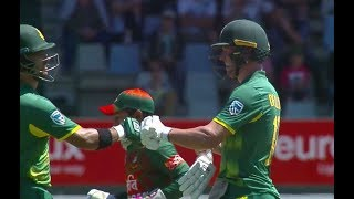 South Africa vs Bangladesh - 2nd ODI post match wrap