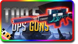 """Destiny 2 - """"Top 5"""" DPS Guns in PvE (Destiny 2 Best Weapons in PvE with the Highest Damage)"""