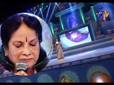 Swarabhishekam - Vani Jayaram Performance - Alokaye Sakhi Balakrishnam Song - 24th August 2014