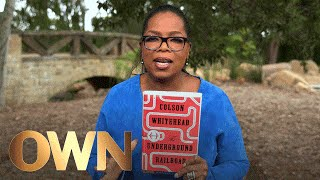 Oprah Announces Her Newest Oprah's Book Club Selection | Oprah's Book Club | Oprah Winfrey Network