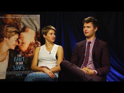 Shailene Woodley & Ansel Elgort Interview - THE FAULT IN OUR STARS - This Is Infamous