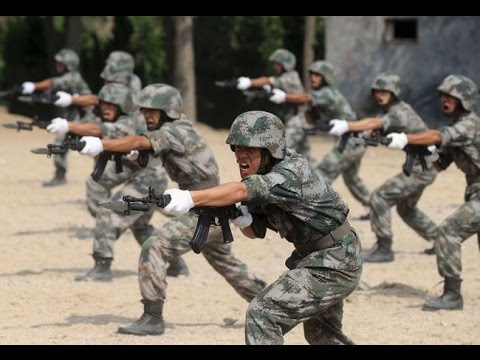 CHINA TO PROJECT ITS MILITARY FURTHER AND STRONGER 3