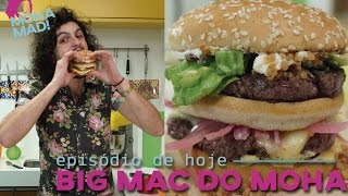 Hambúrguer Big Mac | Mohamad Hindi