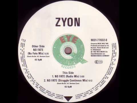 Zyon - No Fate
