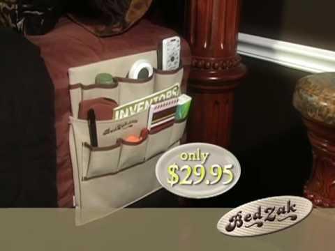 Bed Caddy Organizer Bed Pocket Organizer Caddy
