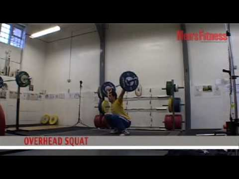 Olympic lifts video guide Image 1