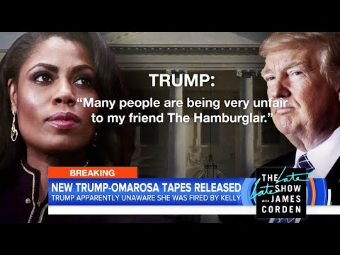 The Omarosa-Trump Tapes You Haven't Heard!