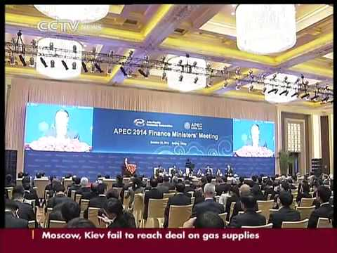Finance ministers from APEC economies gathering in Beijing