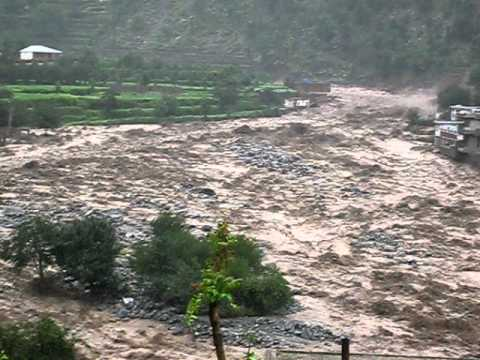 Floods In Bahrain, Swat, Pakistan video