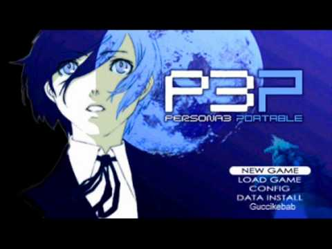 P3p Title Screen Theme Youtube