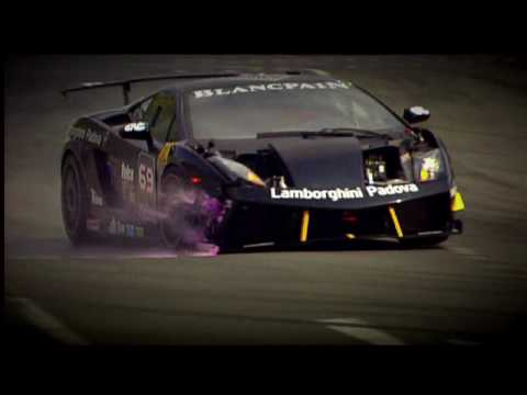 Lamborghini Super Trofeo 3/4: The Race