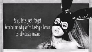 Ariana Grande - Touch It (Lyrics)