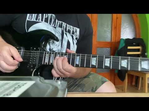 Homok a szélben gitár szóló(intro)