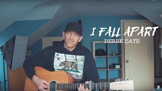 Download Lagu I Fall Apart Post Malone (Acoustic) Cover by Derek Cate Gratis STAFABAND