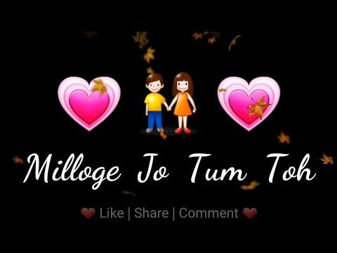💑 Bahut Pyar Karte Hain Tumko Sanam : Love : Sad : Romantic WhatsApp Status VIDEO 2017 💞