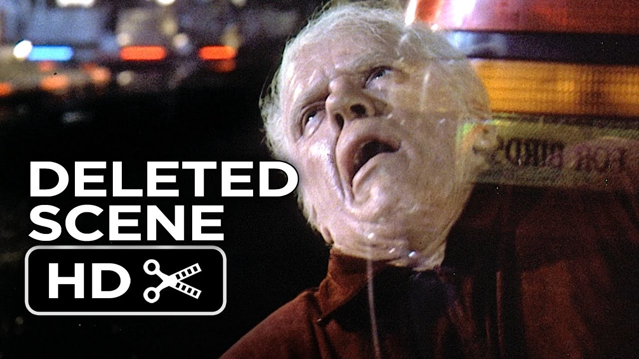 Back To The Future Part II Deleted Scene - Old Biff Vanishes (1989) Movie HD