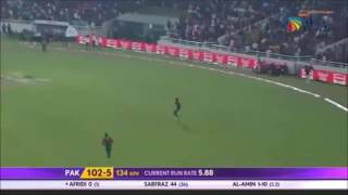 Al amin Amazing wickets All of asia cup 2016