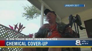 Veteran who sprayed Agent Orange on Guam dead at 69