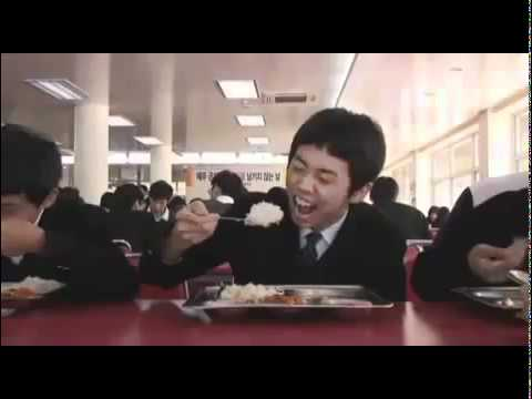 A typical day in a South Korean student's high school life...Ouch!