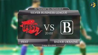 LIVE | !FEST - Bader Ukraine Silver Business League 3