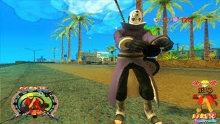 GTA SA EVOLUTION JUTSUS MOD CHIBAKU TENSEI FULL HD 1080p