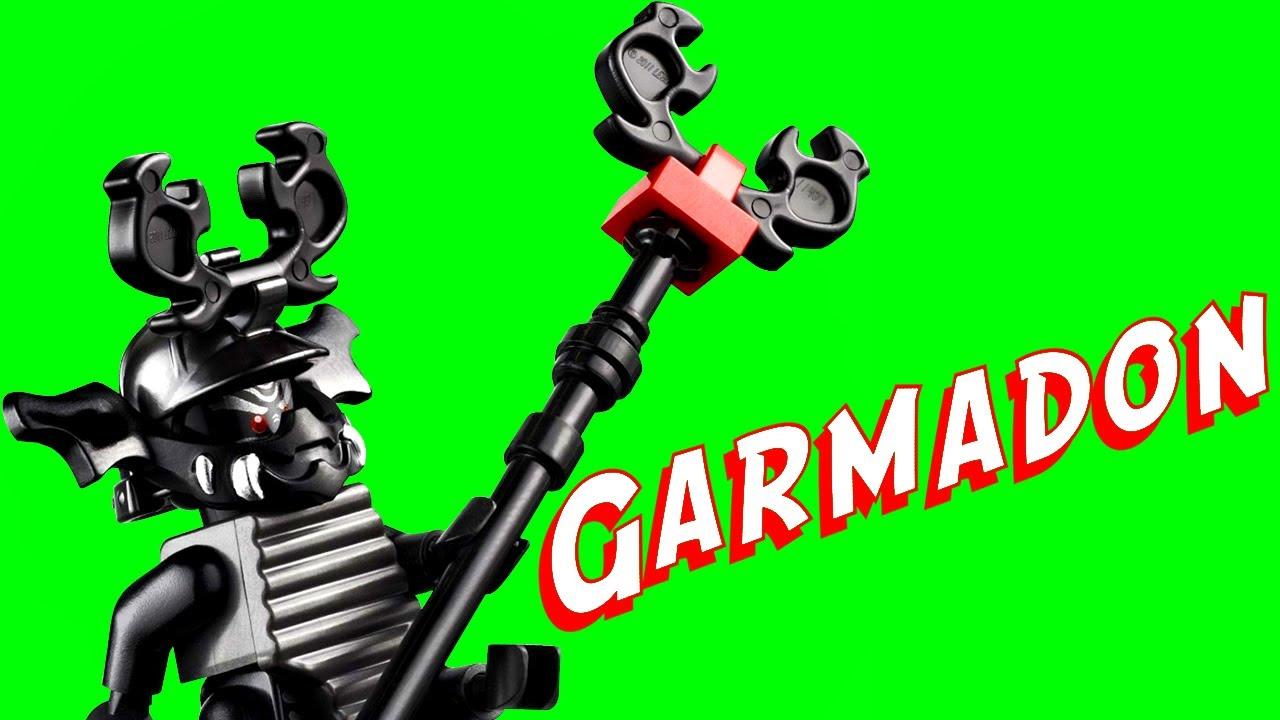 Lego ninjago lord garmadon sensei garmadon comparison - Sensei ninjago ...