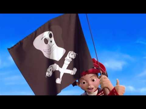 Lazytown you are a pirate greatest hits widescreen high quality