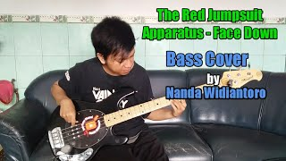 The Red Jumpsuit Apparatus - Face Down (Bass Cover by Nanda Widiantoro)