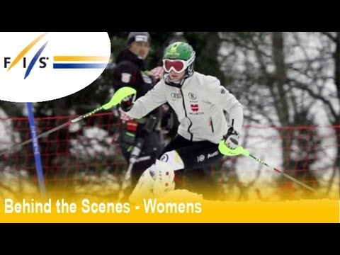 Snow Queen Trophy - Zagreb 2012 Ladies' Slalom - Behind the Scenes