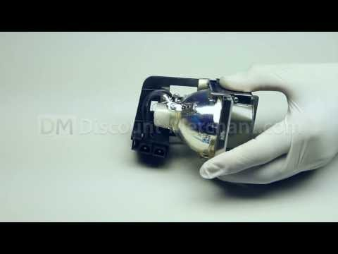 BenQ  5J.J1Y01.001 Projector Lamp Replacement Video Guide