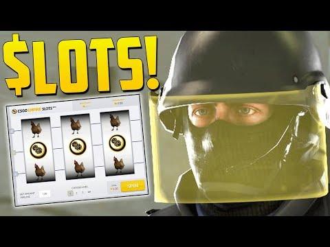 SLOTS ARE AMAZING! - CS GO Skin Gambling on CS:GO Empire
