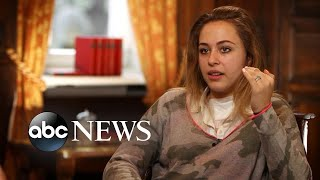 Teen racecar driver speaks out for the 1st time since major crash