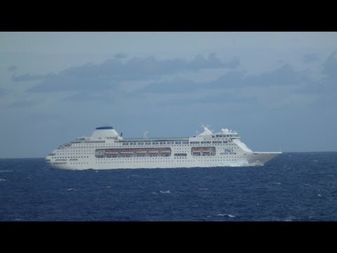 Tour of P&O Pacific Pearl taken during cruise to Isle of Pines, Mystery Island, Port Vila, Pentecost and Luganville, Santo. For more information go to me Fac...