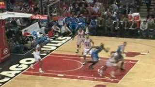Devin Brown (22 pts on 6 three-pointers; 4 FTs) GOES OFF vs. Chicago Bulls