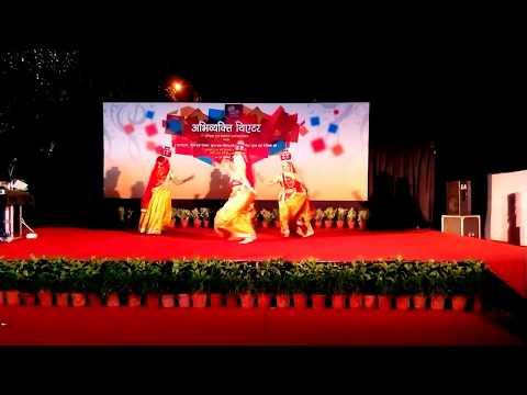 dak Babu- Rajasthani Folk Dance By Sakha Vrind - 09811045449 video