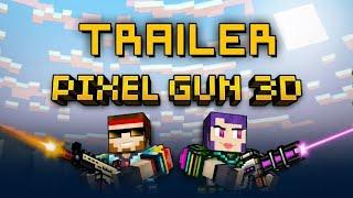 minecraft pixel gun 3d mod 1.12.2