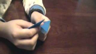 How To Fold An Origami Pelican